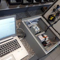 Программирование шкафа управления