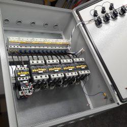 Шкаф управления ТЭНами - БУ 4-250