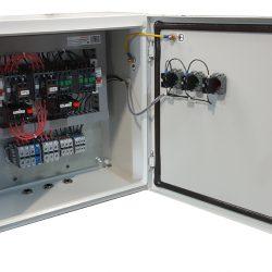 Шкаф управления лебедкой во взрывозащищенном исполнении